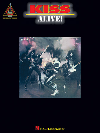 Product Cover for Kiss – Alive!