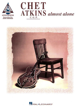 Product Cover for Chet Atkins – Almost Alone