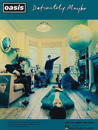 Product Cover for Oasis – Definitely Maybe