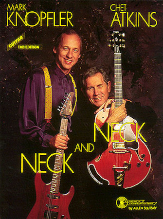 Product Cover for Mark Knopfler/Chet Atkins – Neck and Neck