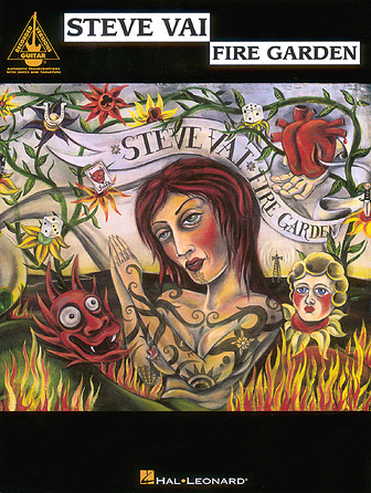 Product Cover for Steve Vai – Fire Garden