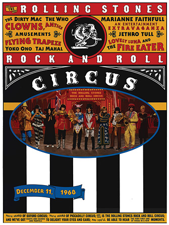 Product Cover for Rolling Stones – Rock and Roll Circus