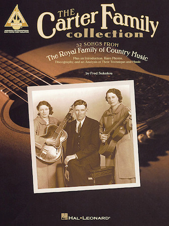 Product Cover for The Carter Family Collection