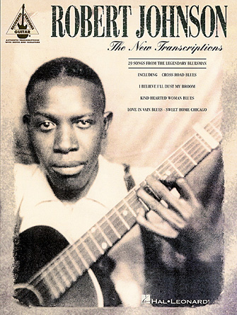 Product Cover for Robert Johnson – The New Transcriptions