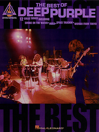 Product Cover for The Best of Deep Purple