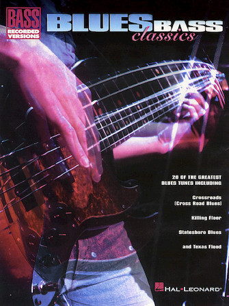 Product Cover for Blues Bass Classics