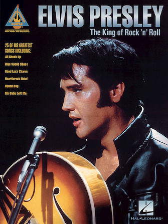 Product Cover for Elvis Presley – The King of Rock'n'Roll
