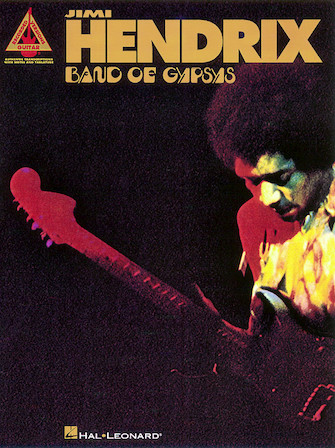 Product Cover for Jimi Hendrix – Band of Gypsys