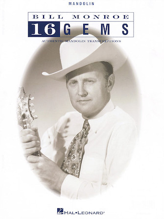 Product Cover for Bill Monroe – 16 Gems