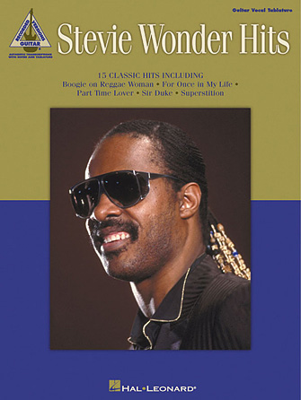 Product Cover for Stevie Wonder Hits