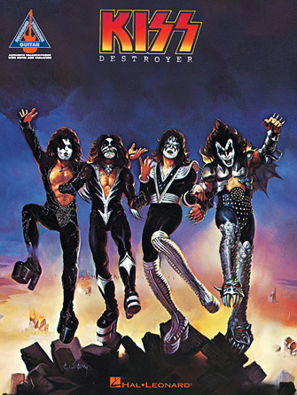Product Cover for Kiss – Destroyer