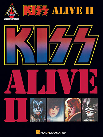 Product Cover for Kiss – Alive II