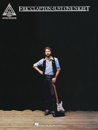 Product Cover for Eric Clapton – Just One Night