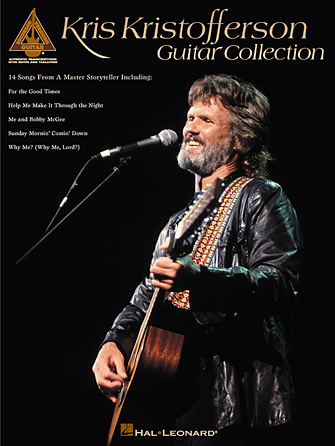 Product Cover for Kris Kristofferson Guitar Collection