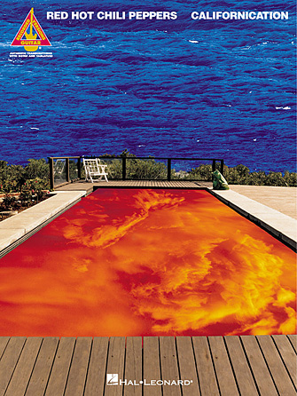 Product Cover for Red Hot Chili Peppers – Californication