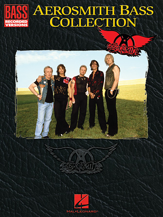 Product Cover for Aerosmith Bass Collection