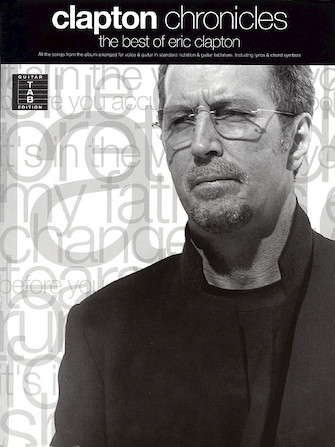 Product Cover for Clapton Chronicles – The Best of Eric Clapton