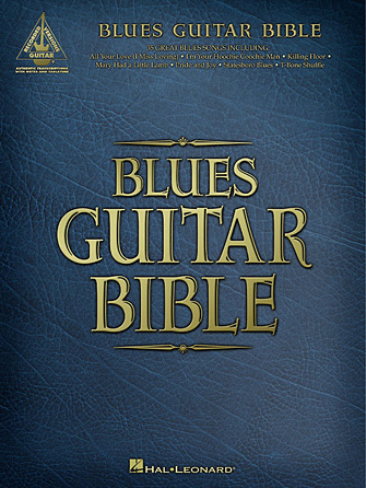 Product Cover for Blues Guitar Bible