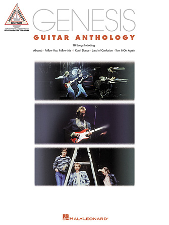 Product Cover for Genesis Guitar Anthology
