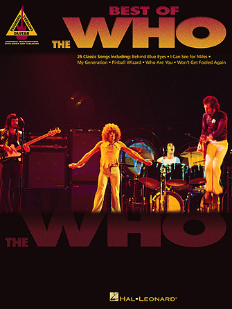 Product Cover for Best of The Who