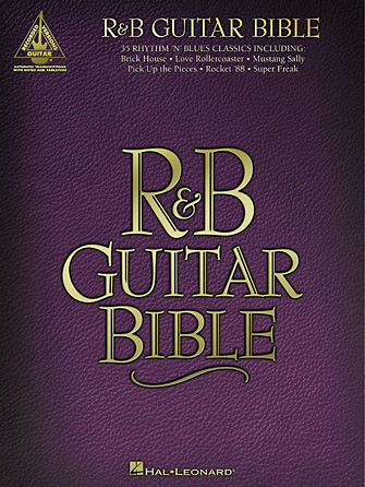 Product Cover for R&B Guitar Bible