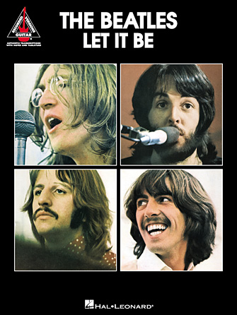 Product Cover for The Beatles – Let It Be