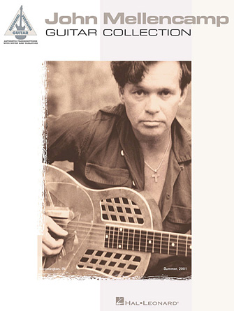 Product Cover for John Mellencamp Guitar Collection