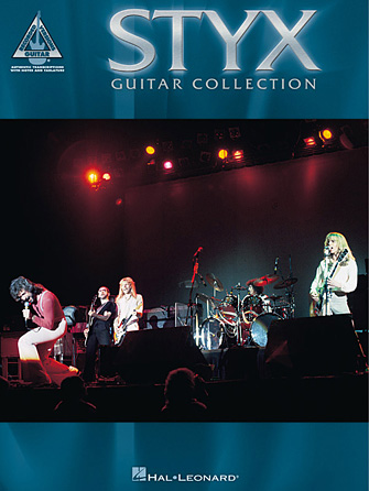 Product Cover for Styx Guitar Collection