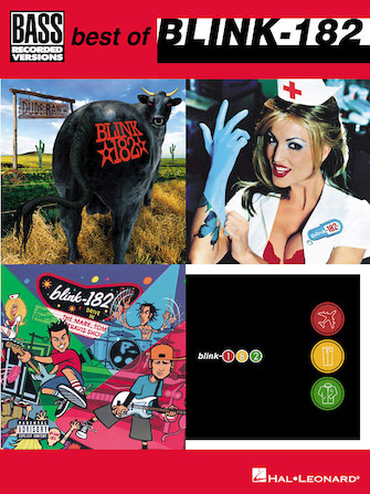 Product Cover for Best of blink-182 for Bass
