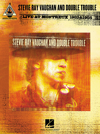 Product Cover for Stevie Ray Vaughan and Double Trouble – Live at Montreux 1982 & 1985