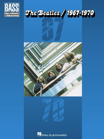 Product Cover for The Beatles/1967-1970