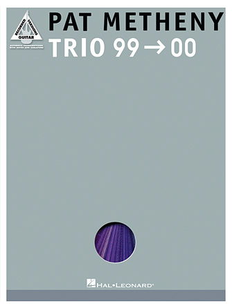 Product Cover for Pat Metheny – Trio 99-00