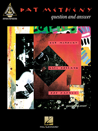 Product Cover for Pat Metheny – Question and Answer