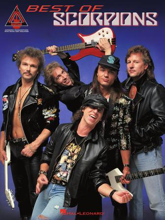 Product Cover for Best of Scorpions