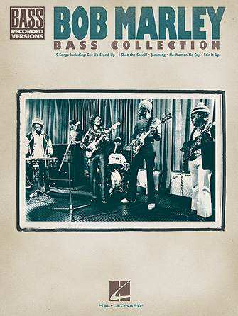 Product Cover for Bob Marley Bass Collection