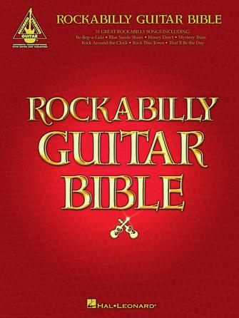 Product Cover for Rockabilly Guitar Bible