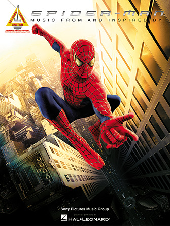 Product Cover for Music from Spider-Man