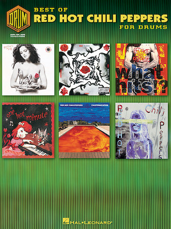Product Cover for Best of Red Hot Chili Peppers for Drums