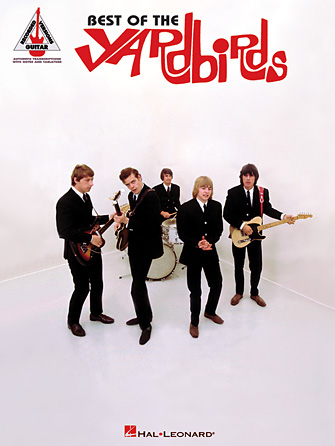 Product Cover for Best of the Yardbirds