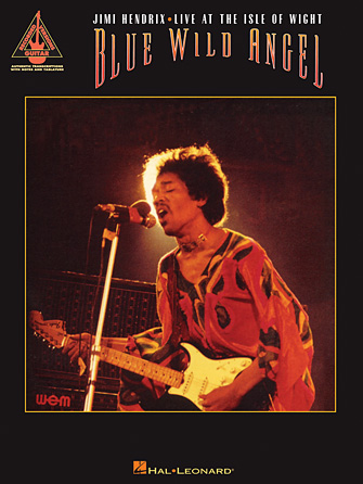 Product Cover for Blue Wild Angel: Jimi Hendrix Live at the Isle of Wight