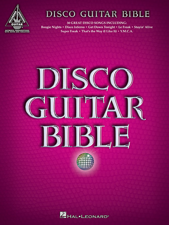 Product Cover for Disco Guitar Bible