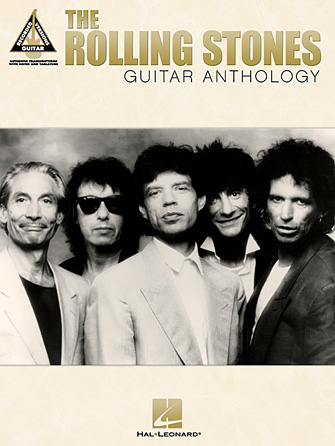 Product Cover for The Rolling Stones Guitar Anthology