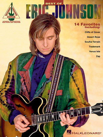 Product Cover for Best of Eric Johnson