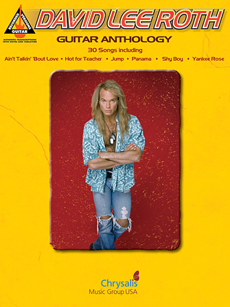 Product Cover for David Lee Roth – Guitar Anthology