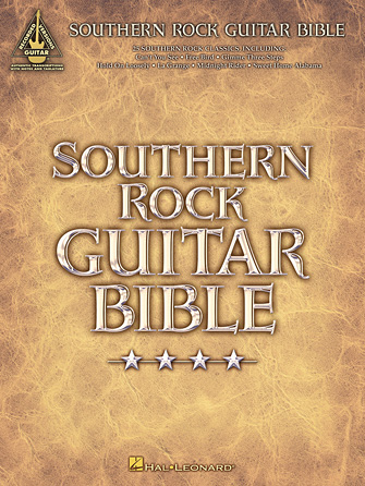 Product Cover for Southern Rock Guitar Bible