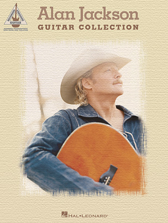 Product Cover for Alan Jackson Guitar Collection