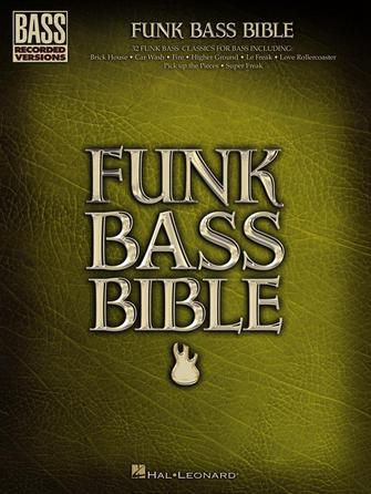 Product Cover for Funk Bass Bible