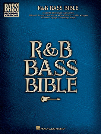 Product Cover for R&B Bass Bible