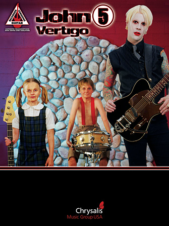 Product Cover for John 5 – Vertigo