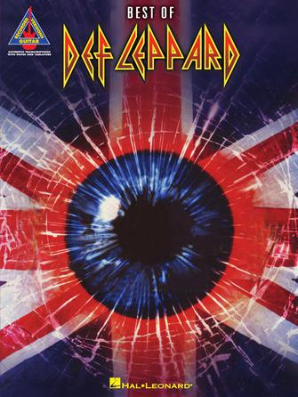 Product Cover for Best of Def Leppard